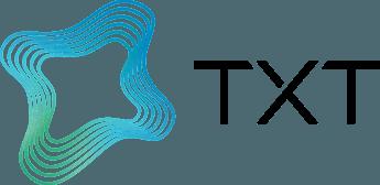 Logo TXT_colore_scritta nera piccolo