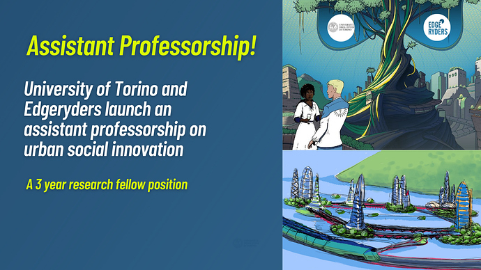 Assistant Professorship available! (1)