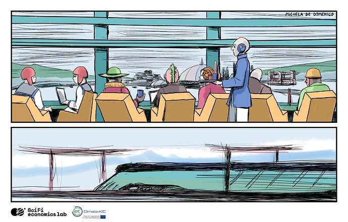 Migrant Train