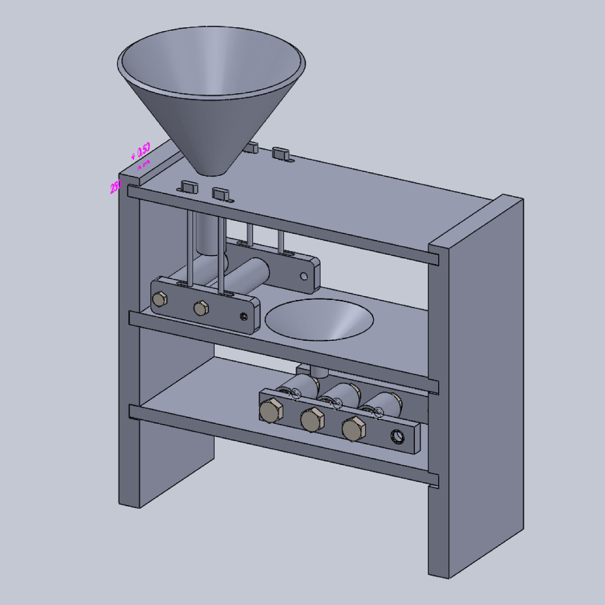 Open Source Coffee Sorter (Version 1.0)